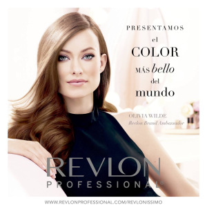 Embajadora de Revlon Professional